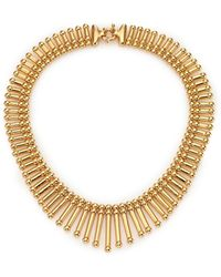 Giles & Brother | Apache Fringe Necklace | Lyst
