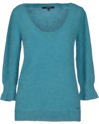 Gucci Blue Sweater - Lyst