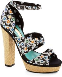 ModCloth Arrange An Afternoon Heel - Lyst