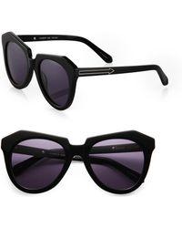Karen Walker Number One Plastic Sunglasses - Lyst