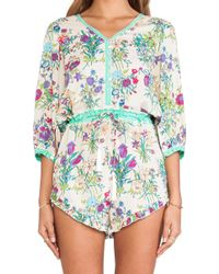 Spell & The Gypsy Collective - Gypsy Queen Romper - Lyst
