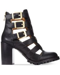 Report Signature Ashtin Tribuckle Booties - Lyst