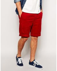 Jack Wills R Chino Shorts - Lyst