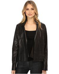 Vivienne Westwood Anglomania Leather Renee Jacket - Lyst