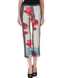 Marni 34-length Trousers - Lyst