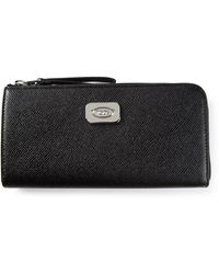 Tod's Textured Purse - Lyst