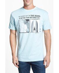 Jack O'neill - 'prepared' Graphic T-shirt - Lyst