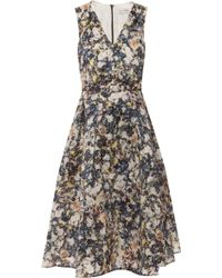 Erdem Kuni Dress - Lyst