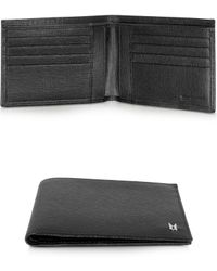 Moreschi - Black Leather Men's Traditional Wallet - Lyst