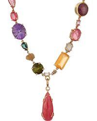 Sharon Khazzam - Women's baby Necklace - Lyst