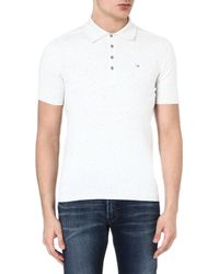 Diesel K Chameli Polo Shirt - For Men - Lyst