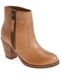 Ariat 'Baja' Leather Ankle Boot - Lyst