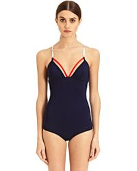 Paco Rabanne - Womens Classic Swimsuit - Lyst