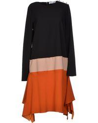 Laltramoda Knee-Length Dress - Lyst