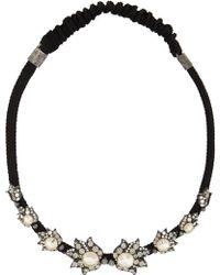 Lanvin - Blanche Headband - Lyst