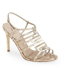 Adrianna Papell 'Emanuelle' Strappy Sandal - Lyst