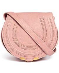 Chloé | 'marcie' Small Leather Crossbody Bag | Lyst