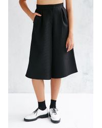 Native Youth - Jacquard Smart Culotte Pant - Lyst
