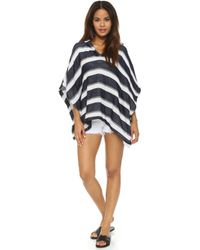Solid & Striped - Beach Cape - Lyst