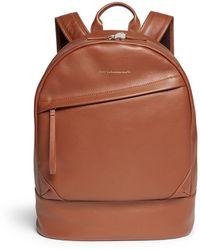Want Les Essentiels De La Vie 'Kastrup' Leather Backpack - Lyst