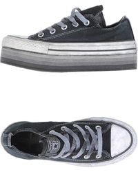 Converse Low-Tops & Trainers gray - Lyst