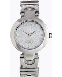 Boutique Moschino - Moschino Cheap and Chic Full Of Chic Silver Watch - Lyst