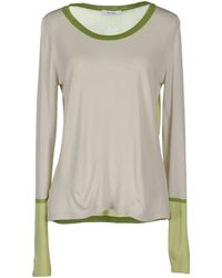 Max Mara Long Sleeve Sweater - Lyst