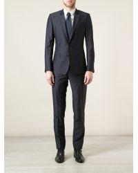 Dolce & Gabbana Two Piece Suit - Lyst