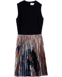 Victoria, Victoria Beckham Short Dress - Lyst