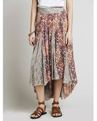 Free People Show You Off Maxi - Lyst