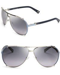 Dior Chicago 2 Aviator Sunglasses - Lyst