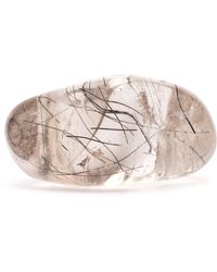 Monies - Rutilated Quartz Ring - Lyst