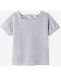 Engineered Garments | Square Neck Top | Lyst