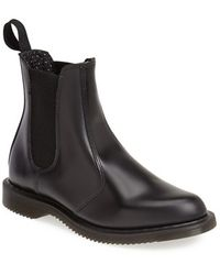 Dr. Martens 'Flora' Chelsea Boot - Lyst