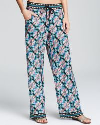 Nanette Lepore Paloma Swim Cover Up Pants - Lyst