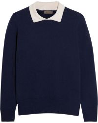 N.Peal Cashmere Alexa Cashmere Sweater - Lyst