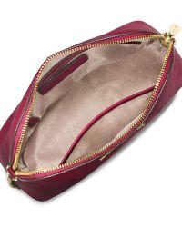 MICHAEL Michael Kors | Cindy Large Dome Crossbody Bag | Lyst
