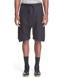 Chapter | 'irro' Double Cuff Shorts | Lyst