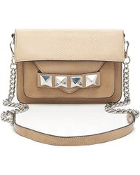 Linea Pelle - Crossbody - Grayson Bar - Lyst