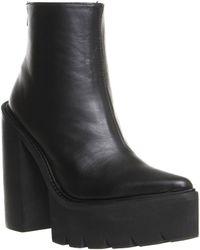 Jeffrey Campbell Black Famous Boot - Lyst