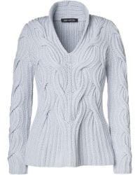Iris Von Arnim Sweater Edmonton - Lyst