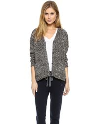 Feel The Piece B Natalia Cardigan  - Lyst