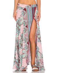 Tysa - Wrap Skirt - Lyst