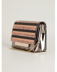 Jimmy Choo Cleo Cross Body Bag - Lyst