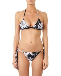 Preen Novak Blackbirdprint Bikini - Lyst