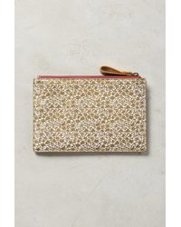 Miss Albright - Leather Zodiac Pouch - Lyst
