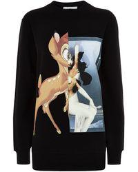 Givenchy - Bambi Sweatshirt - Lyst