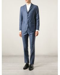 Tagliatore Two Piece Suit - Lyst