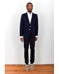 General Assembly - Spring Navy Blazer - Lyst