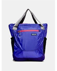 Patagonia Lightweight Travel Tote Backpack - Lyst